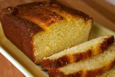 Orange Yogurt Bread Recipe - Pinch My Salt Citrus Recipes, No Salt Recipes, Light Recipes, Gluten Free Recipes, Bread Recipes, Cooking Recipes, Yogurt Bread, Bon Dessert, Bread Cake