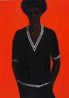 African American Artist Barkley L. Hendricks