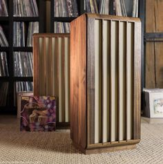 Gorgeous and timeless Auditorium 23 Hommage 755 speakers from Germany at Pitch Perfect Audio.