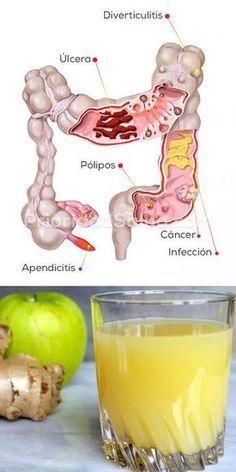 Jugo de 3 ingredientes naturales para la limpieza de colon. Prepara este jugo para limpiar el colon y expulsar todas las toxinas de tu cuerpo.