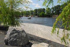 Park Schinkel Islands by Buro Sant en Co Landscape Architecture