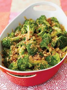 Crunchy broccoli bake!