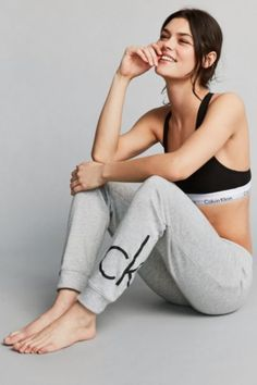 Calvin Klein Modern Logo Sweatpant from Urban Outfitters. Shop more products from Urban Outfitters on Wanelo. Calvin Klein Logo, Calvin Klein Women, Urban Outfitters, Calvin Clein, Sport Outfits, Cute Outfits, Slim Joggers, Jogger Sweatpants, Pyjamas