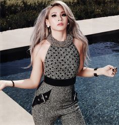 CL for InStyle Korea