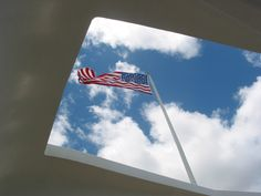 View from USS Arizona Memorial photo by Michele Nelson