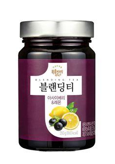[Bokumjari] Blending Tea Acai Berry&Lemon 350g  #korean #tea #blending #acai-berry #lemon #new_zealand #online #shopping #grocery