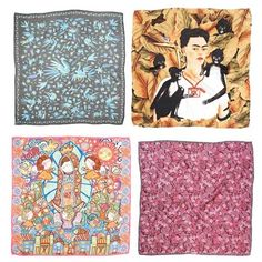 Trendencias - Pineda Covalin, la moda en un pañuelo