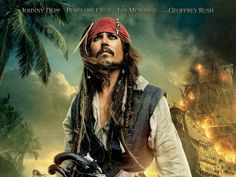 Penelope Cruz in Pirates of the Caribbean On Stranger Tides