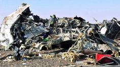 Tin Tức 24H| Video Clip Thực Tế Hiện Trường Máy Bay Nga Airbus A321 Rơi ...