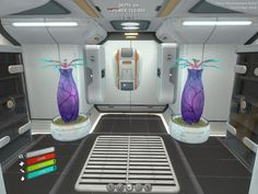 Subnautica Base, Hatsune Miku, Subnautica Concept Art, Underwater City, Games To Play, Video Games, Survival, Building Ideas, Corridor