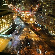 View from the Empire Rooftop at The Empire Hotel NYC
