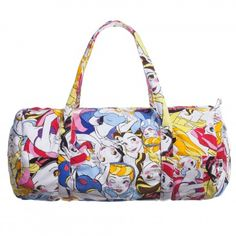 9064da90dbc6 Girls Jersey  Disney Princess  Duffle Bag (40cm) Paris Girl