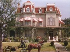 in Meet Me in St. Louis. Here's how it looked when Judy Garland and her movie family lived there in 1944: