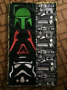 Star Wars Dark Side Quilt Wall Hanging