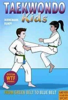 Taekwondo Kids: From Belt to Blue Belt