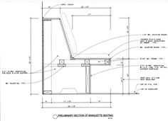 Banquette Design Plans | How do we build in a banquette and ensure it's comfortable?