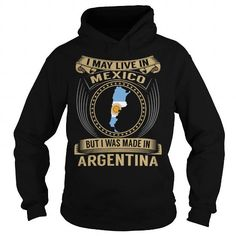 Live in Mexico - Made in Argentina - Special #Argentina