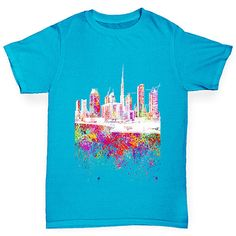 Dubai Skyline Ink...  http://twistedenvy.com/products/dubai-skyline-ink-splats-boys-t-shirt?utm_campaign=social_autopilot&utm_source=pin&utm_medium=pin   Shop for Amazing Art  Show your Creative side.  #Twistedenvy