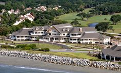The Clubhouse at Seabrook Island, SC