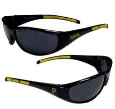Pittsburgh Pirates Sunglasses - Wrap