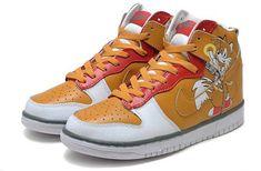 Promoting Battle Beast High Top Custom Nike Dunk