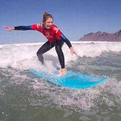 Enjoy Surfing with @lasantaprocenter  #surfschool #surflessons #surftrip #surf #surfing #surfcoach #surfcours #surfday  #Famara #lanzarote #surfteguise  #islascanarias #lasantasurfprocenter @lasantasurf http://ift.tt/SaUF9M