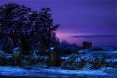 Christmas Day Oranmore by  Gaughan on 500px