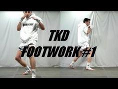 Taekwondo Footwork #1:  Switch, Step & Bounce (Kwonkicker) - YouTube