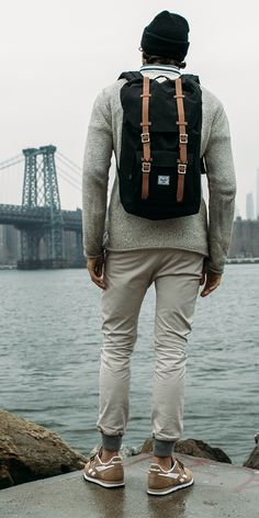 Whether you need a backpack, a briefcase, or a weekender, Herschel has you covered -- Treat yourself on your destination, not on your bag.