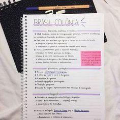 Resumo de História do Brasil : Brasil Colônia