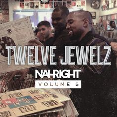 Diggin' In The Crates: Twelve Jewelz (Volume 5)