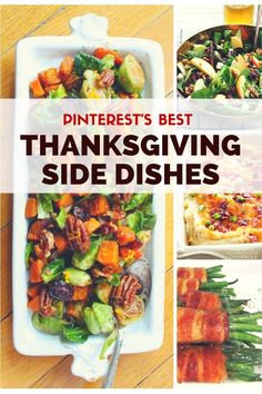 The Best Thanksgiving Side Dishes on Pinterest - Page 2 of 2 - Princess Pinky Girl