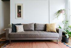 Apartamento antigo de cara nova | Histórias de Casa