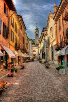 Menaggio, Italy.