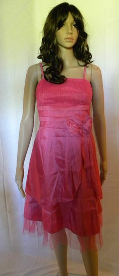 NEW LADIES PROM/PARTY DRESS VARIOUS COLOURS AND SIZES