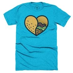 """""""Taco, My Love"""" designed by Josh McCray. I'm on a constant mission to try as many tacos as possible."""