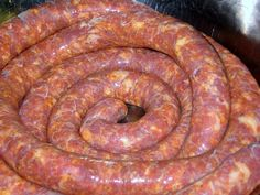 Holy Trinity Church in East Chicago, Ind., Makes Hungarian Sausage