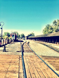 Old Sacramento Train Station, Sacramento, California Old Town Sacramento, Sacramento California, California Dreamin', Great Places, Places To See, Beautiful Places, The Great Outdoors, National Parks, Lake Erie