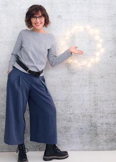"ebook ""Pirrko Pants"", von rosa p. Chambray, Pants, Shopping, Fashion, Sew Dress, Silk, Tutorials, Trousers, Kleding"