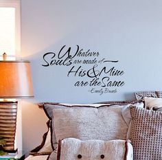 28 Best Bedroom Wall Quotes images | Bedroom wall, Wall ...