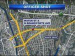 2 Santa Cruz, Calif., police officers shot dead