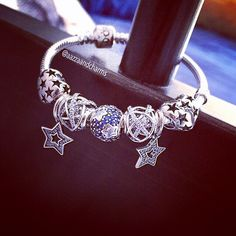 Look at the stars, Look how they shine for you~~~ . . #aazzaandcharms #giftideas #pandora #pandoraddict #pandoramoments #sayajualpandora #pandorainlove