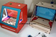 Relive some arcade memories with a desktop coin pusher