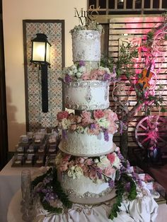 "I have attended several weddings before. It's always an emotional event where two hearts meet. One thing I always look forward to is the wedding cake apart from the ""I do"" from th…"