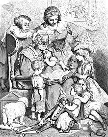 Матушка Гусыня — Википедия