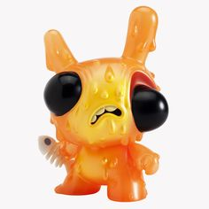 "Product Preview- Meltdown Dunny 8"" by Chris Ryniak - Kidrobot Blog"
