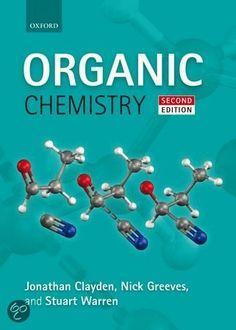 Organic Chemistry, J. Clayden, 2012