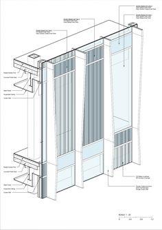 Detail- Blackpool Talbot / AHR Architects