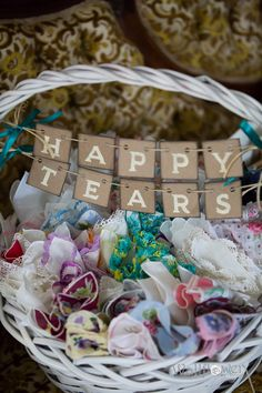 Wedding Ceremony Guest Amenity--Handkerchiefs for happy tears