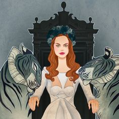 Born to Die by Kathryn Hudson, spicysteweddemon.deviantart.com on @deviantART | http://katillustrations.com